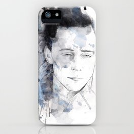 I remember a shadow iPhone Case