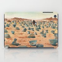 battlefield iPad Cases featuring The Battlefield. by Jera Sky
