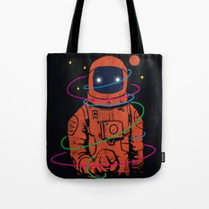 Circles In SPACE Tote Bag