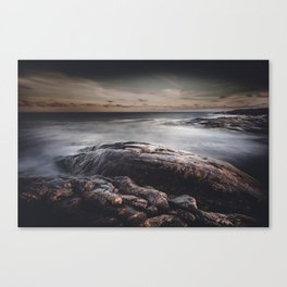 We are colliders Canvas Print