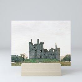 Kilchurn Castle Scotland Mini Art Print
