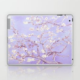 Vincent Van Gogh Almond Blossoms  Lavender Laptop & iPad Skin