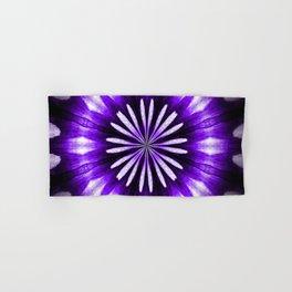 Purple Crown Hand & Bath Towel