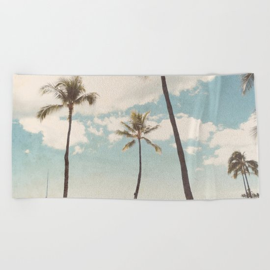 Waikiki Beach Towel
