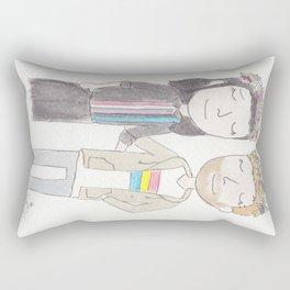 midsummer Rectangular Pillow