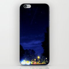 night space. iPhone & iPod Skin