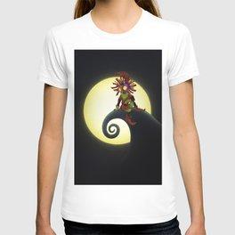 Zelda of mask-nightmare T-shirt