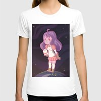 puppycat T-shirts featuring Bee and Puppycat by Steph Harrison