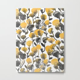 Full Of Flower Metal Print