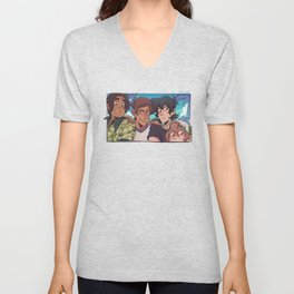 Vacation Paladins Unisex V-Neck