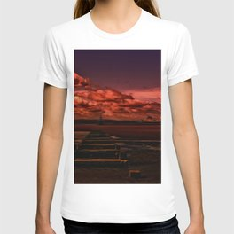 Passing Another Place T-shirt