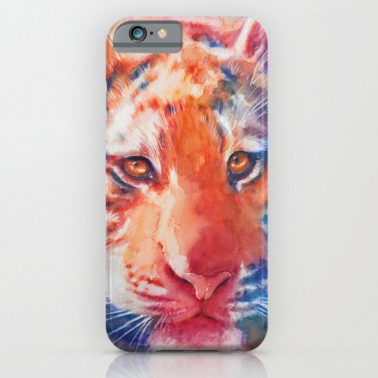 Staring into your soul iPhone & iPod Case