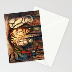 Camp Meeting By Helen Green Stationery Cards