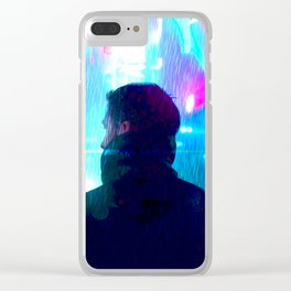 BLADE RUNNER | Painting | PRINTS | Blade Runner 2049 | #M12 Clear iPhone Case