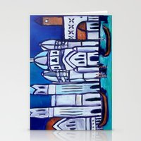 venice Stationery Cards featuring Venice by Theresa Giolzetti