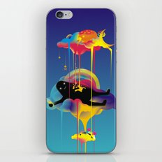 High in the Sky iPhone & iPod Skin