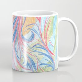 Tropical rainbotic sea Coffee Mug