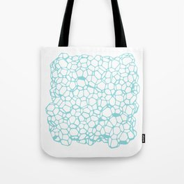 Random Foam (Dirty Tiffany's) Tote Bag