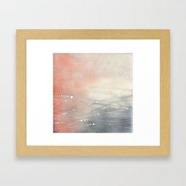 The One Hundred - Gossamer 2 Framed Art Print