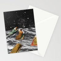 DRIFTERS Stationery Cards