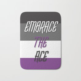 Embrace the Ace Bath Mat