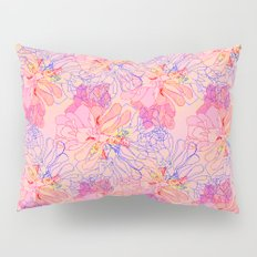 psychedelic succulent Pillow Sham