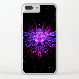 Light Of The Zelda Clear iPhone Case