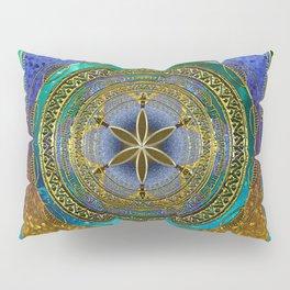 Yantra Mantra Mandala #1 Pillow Sham