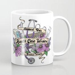 Greatest Weapon Transparent Coffee Mug