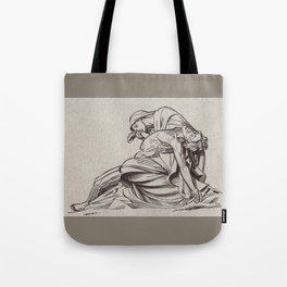 Pieta, St-Paul, London Tote Bag