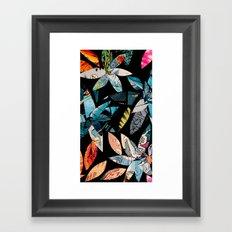 pedals - 3 Framed Art Print