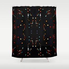 Galactoid Shower Curtain