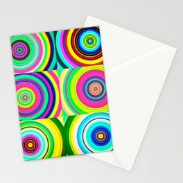The Lie is a Round Truth, No. 6 Stationery Cards