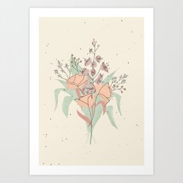 Sweet Darlin' Art Print