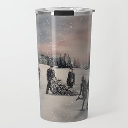 Christmas / OUAT Group Travel Mug