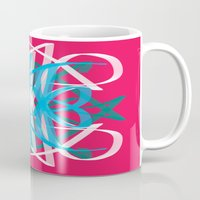 dope Mugs featuring Dope by Wilson Davalos