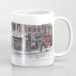 Denmark Street, London Coffee Mug