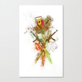 theodolite Canvas Print