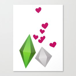 TheSIMS4 # FikiFiki # Canvas Print