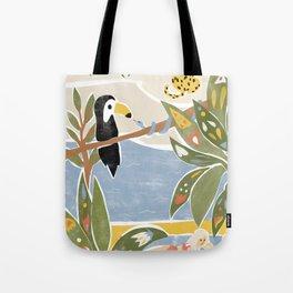 The Jungle Jumbos Tote Bag