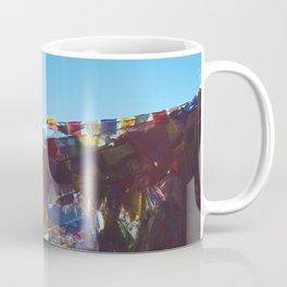 Prayer flags, Nepal Coffee Mug