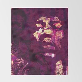 Test Print Series 003 Throw Blanket