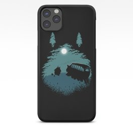 Walking Home iPhone Case