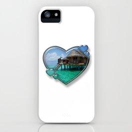 I Love Bali iPhone Case