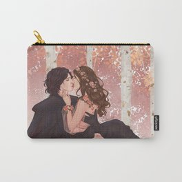 Lovelier Than Life Carry-All Pouch