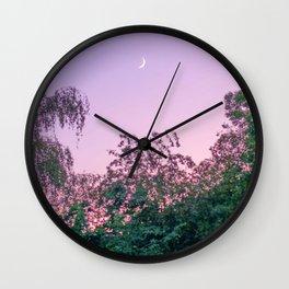 Bedroom view Wall Clock