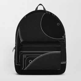 Turntable Backpack