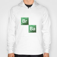 chemistry Hoodies featuring BrBa chemistry by Nxolab