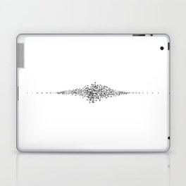 Immigrate | emigrate - Celebrating migrant history Laptop & iPad Skin