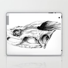 Snapping Turtle Skull Laptop & iPad Skin